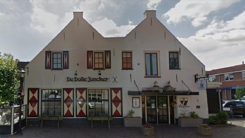 Restauracja w Holandii