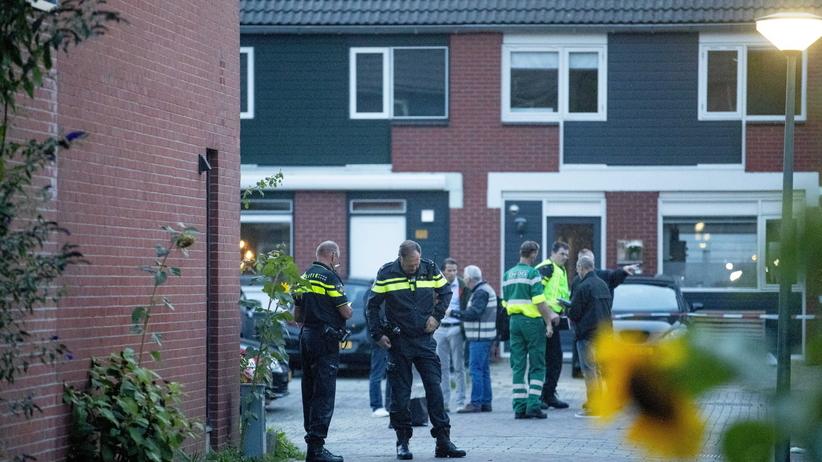 Holandia. Strzelanina w Dordrecht k. Rotterdamu. Jest wiele ofiar