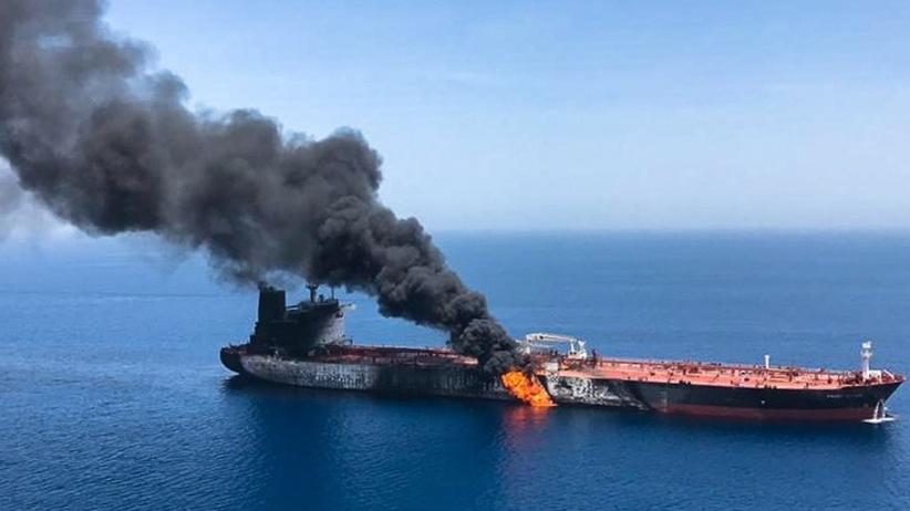 Iran odpowiada USA po incydencie w Zatoce Omańskiej: Dyplomacja sabotażu
