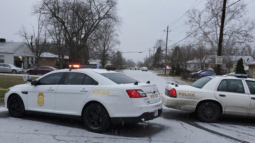 masowy mord w Indianapolis