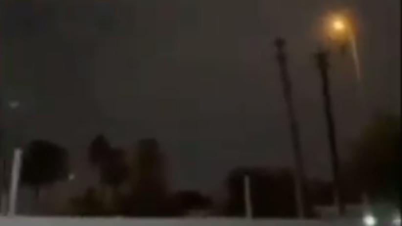 Kolejne rakiety nad Zieloną Strefą. Dwie z nich spadły niedaleko ambasady USA