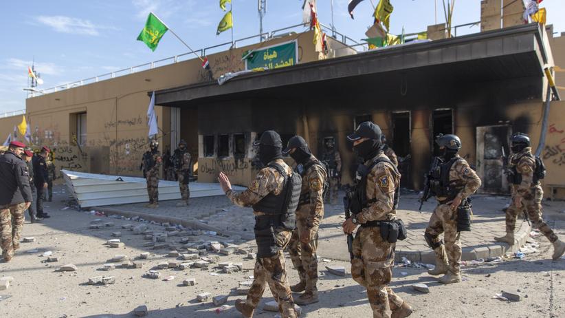 Wojskowa koalicja pod wodzą USA wycofa się z Iraku