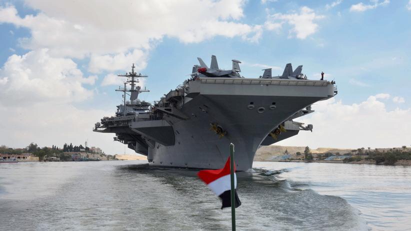 Iran grozi USA. ''Jeden pocisk wystarczy''