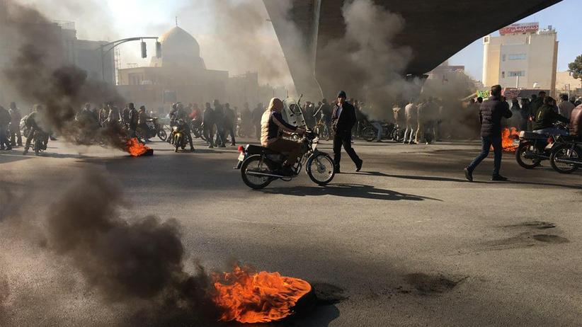 Iran benzyna