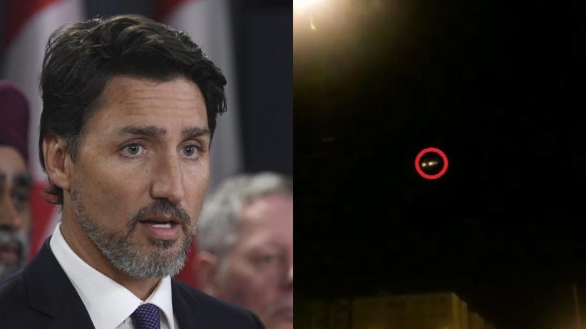 Justin Trudeau Boeing Iran
