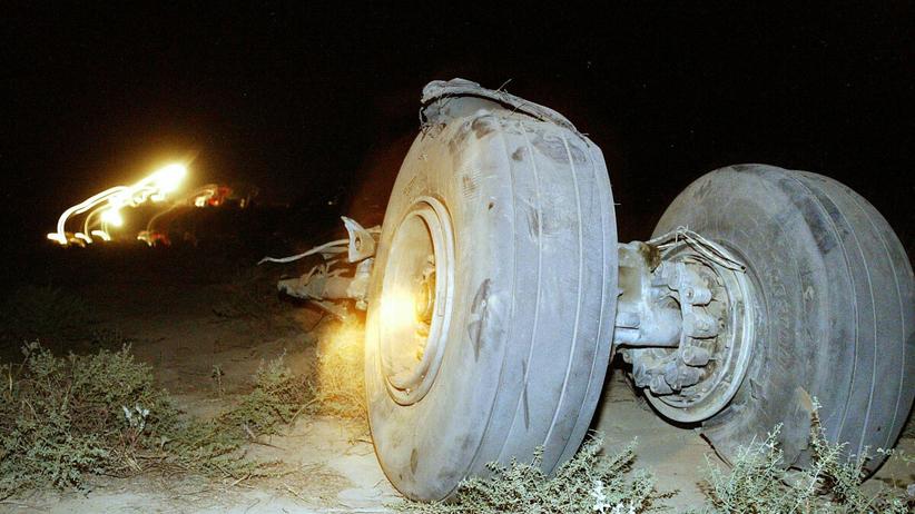 Katastrofa samolotu