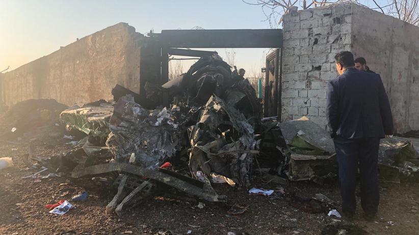Iran. Samolot Ukrainian International Arlines rozbił się w Teheranie. Wszyscy zginęli - Wiadomości
