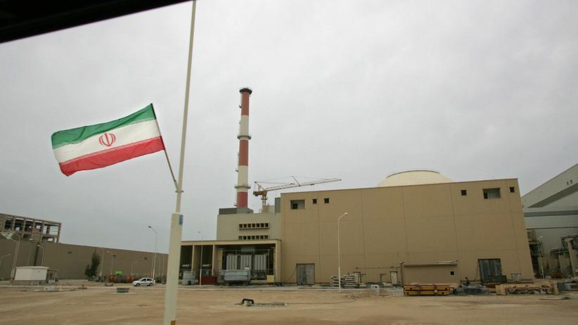 Iran. Trzęsienie ziemi niedaleko elektrowni jądrowej