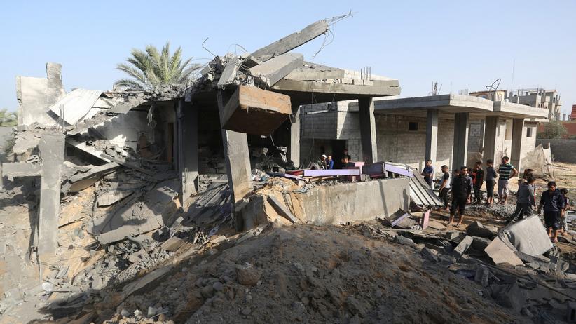 Izrael o zawieszeniu broni w Strefie Gazy: będziemy kontynuować ataki