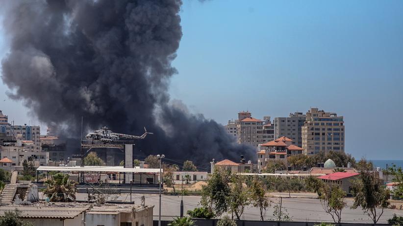Liban wystrzelił rakiety na teren Izraela