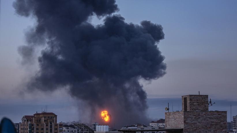 Izrael: Zabito 16 członków Hamasu. Netanjahu zapowiada dalsze działania