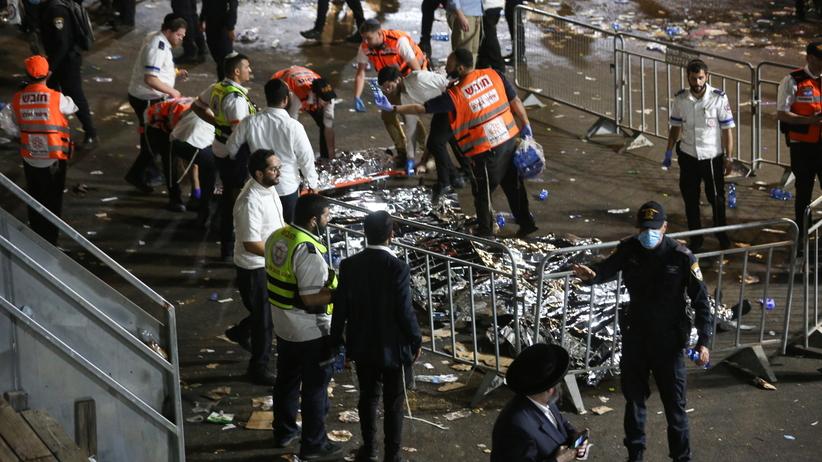 tragedia w Izraelu