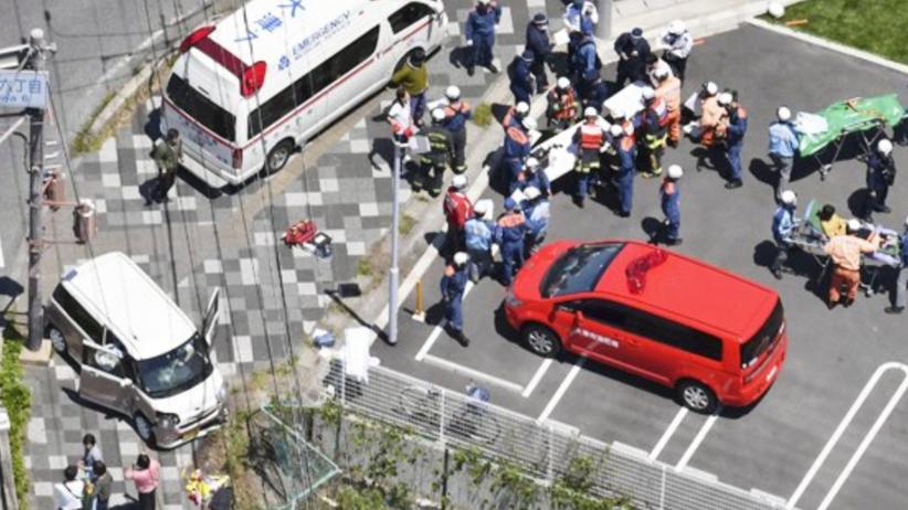 Japonia: Samochód wjechał w grupę przedszkolaków. Dwoje dzieci zginęło