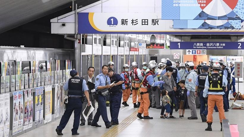 Wypadek sterowanego automatycznie pociągu. 20 osób rannych