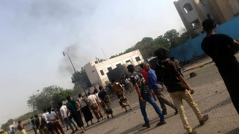 Jemen. Wybuch na paradzie wojskowej