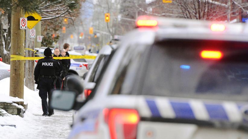 Strzelanina obok parlamentu. Nie żyje jedna osoba, są ranni