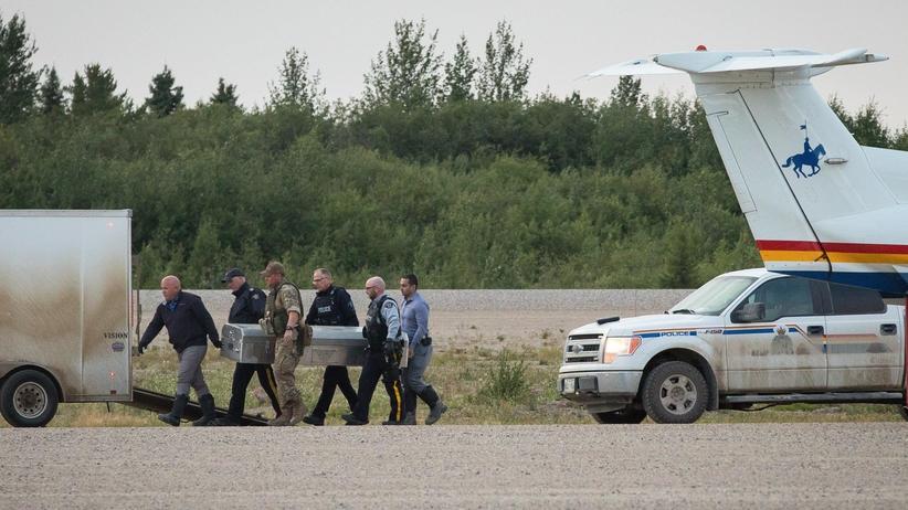 Zabójcy z Kanady