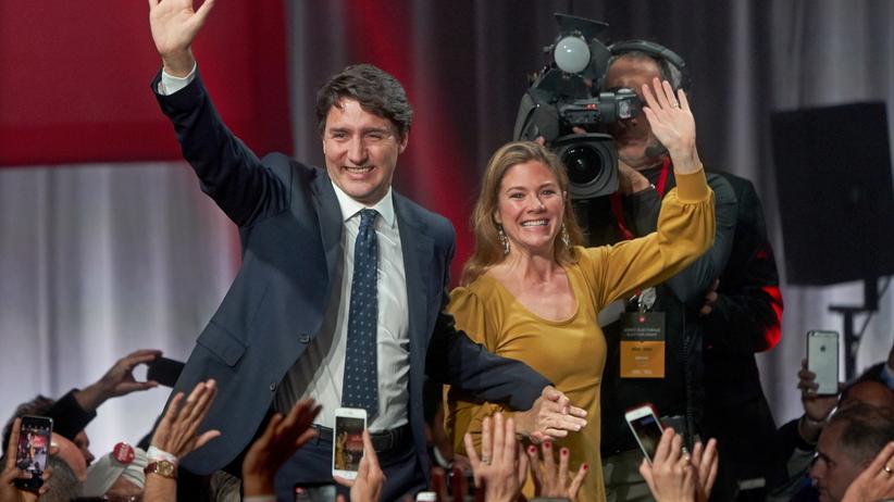 Justin Trudeau koronawirus
