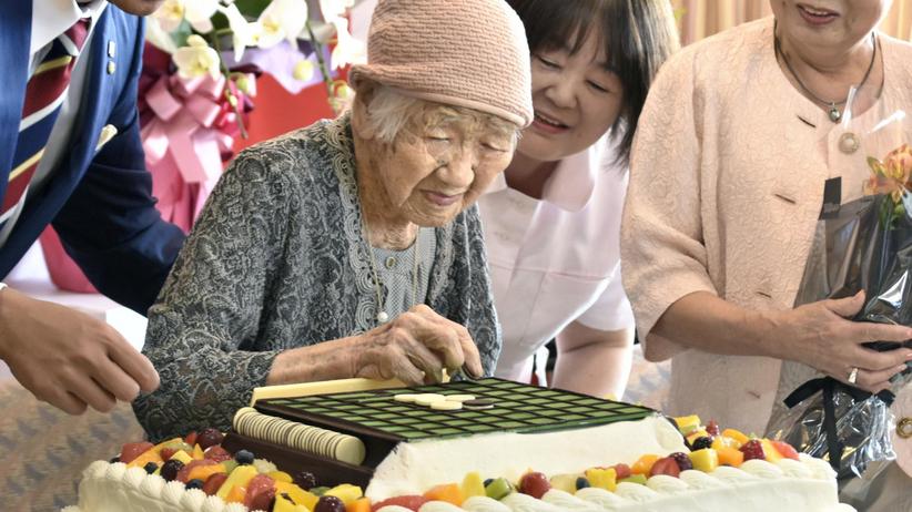 Kane Tanaka to najstarsza osoba na świecie. Japonka skończyła 117 lat