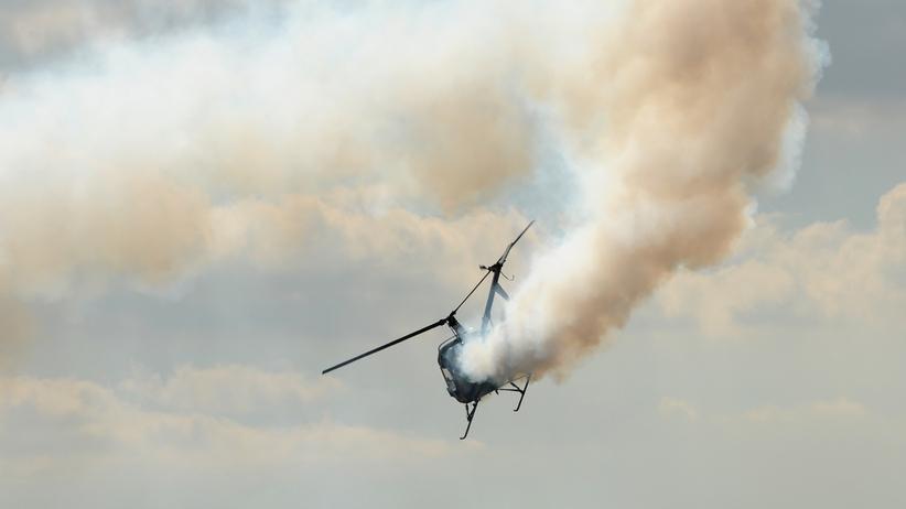 Katastrofa helikoptera na Bahamach. Na pokładzie był miliarder Christopher Cline i jego córka