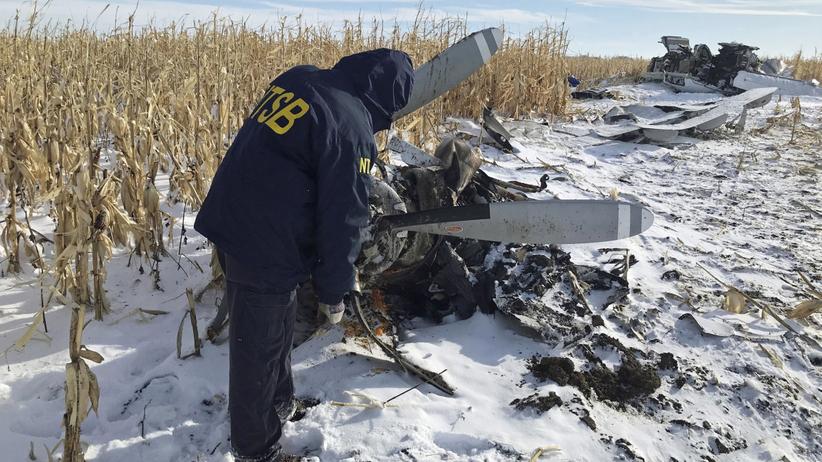 Katastrofa lotnicza