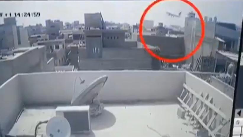 katastrofa samolotu w Pakistanie