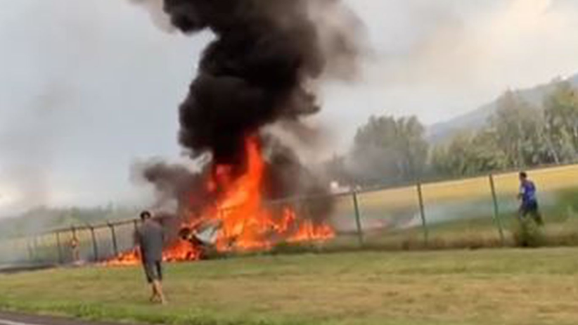 Katastrofa samolotu na Hawajach. Wszyscy zginęli