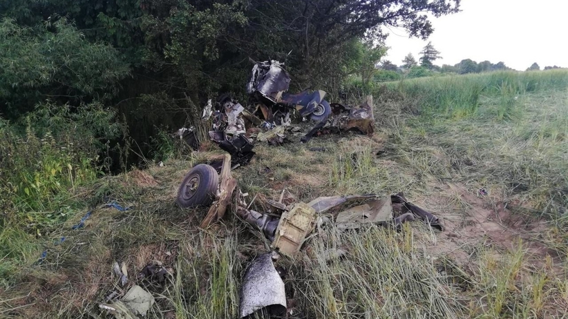 katastrofa samolotu trojan t 28