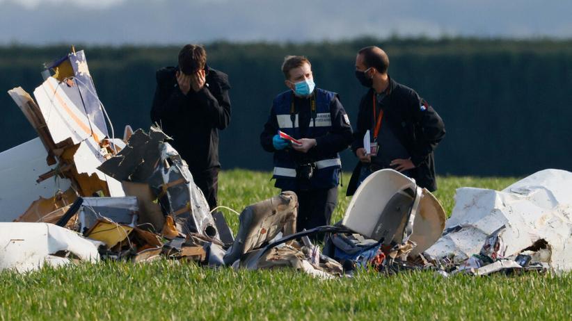 Katastrofa samolotu turystycznego