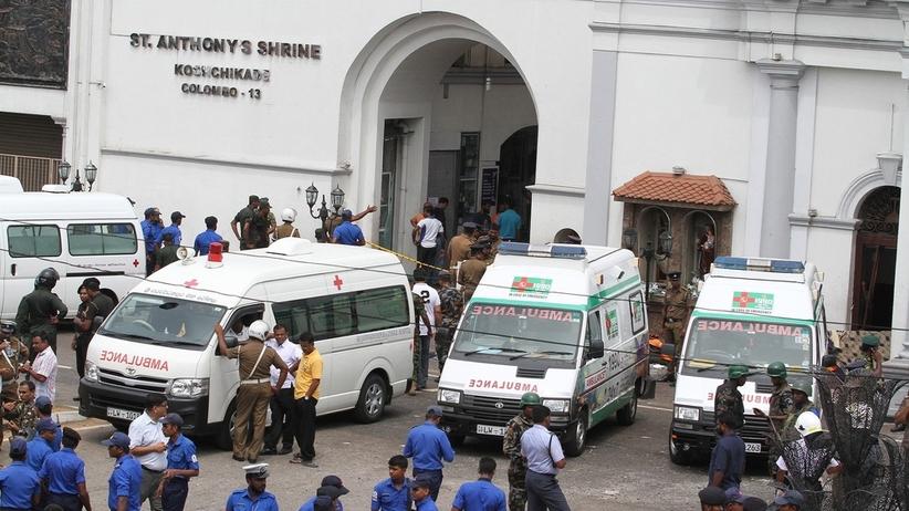 Ósma eksplozja w stolicy Sri Lanki. MSZ sprawdza, czy wśród ofiar nie ma Polaków