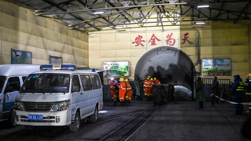 Chiny kopalnia