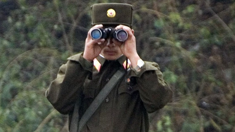 Korea Północna, Chiny