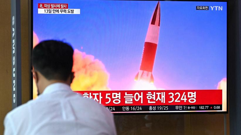 Rakieta, Korea Północna