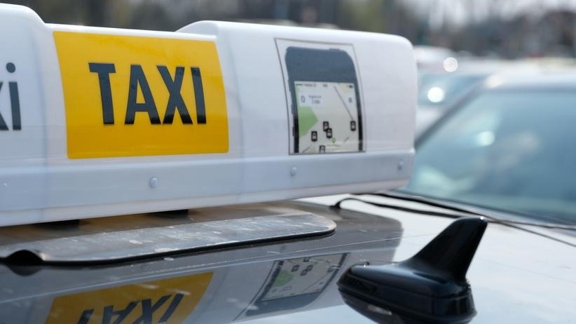 Taksówkarz podpalił się w centrum Seulu