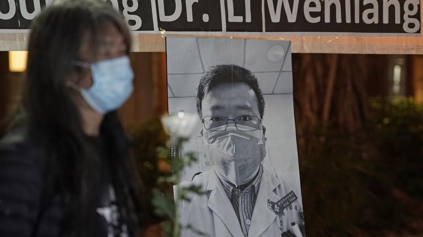Wuhan lekarz