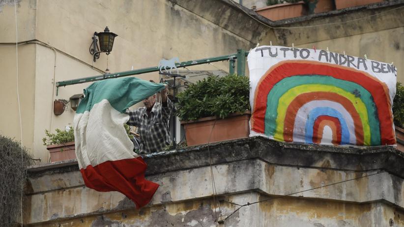 Koronawirus we Włoszech. Rekord zgonów i ponad 27 tys. zakażeń. Lekarze mówią o tsunami