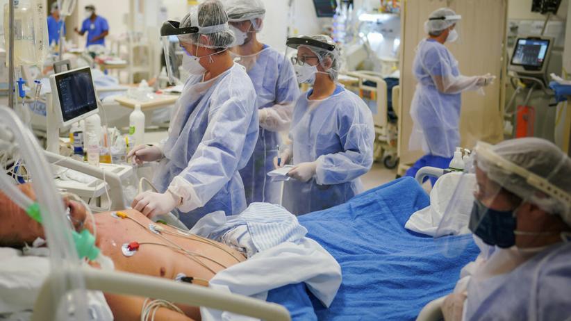 Szpital w Brazylii