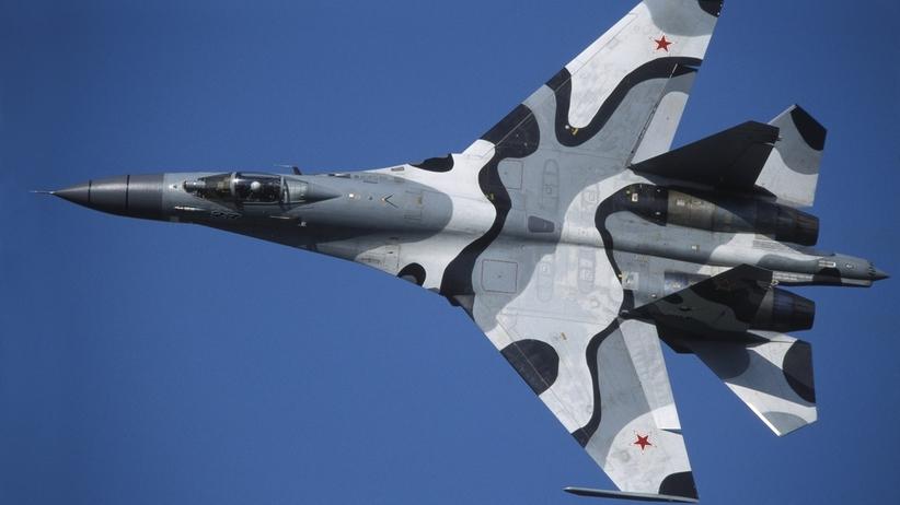 Litwa: Przechwycenia rosyjskich samolotów przez myśliwce NATO