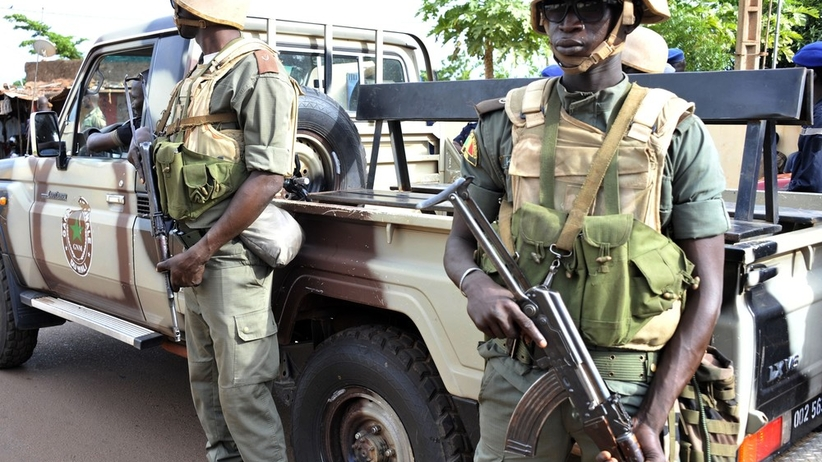 Malijska policja