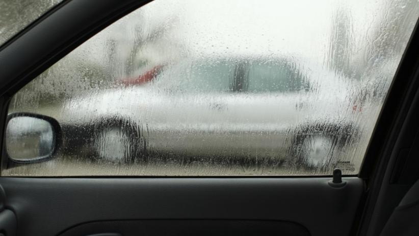 Zostawił otwarte okno w samochodzie. Policja wystawiła mu mandat