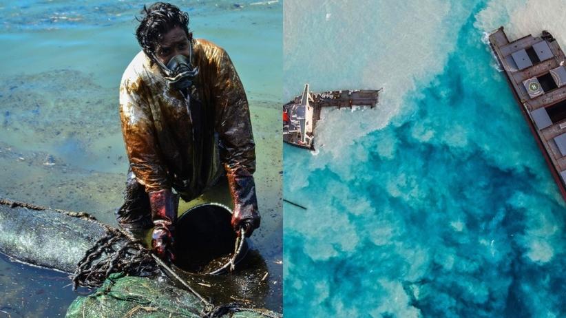 Mauritius, katastrofa ekologiczna