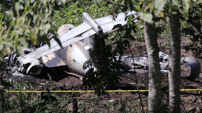 Meksyk. 6 ofiar katastrofy lotniczej