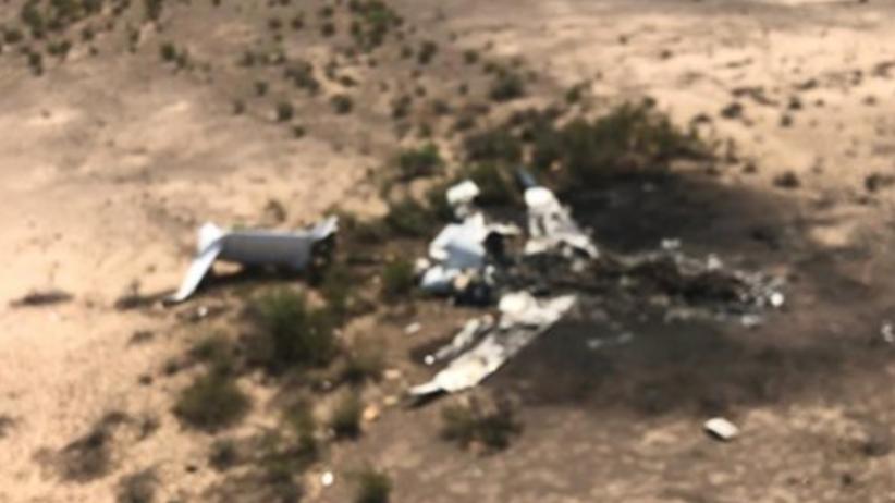 Meksyk: Rozbił się samolot pasażerski. Zginęli wszyscy pasażerowie