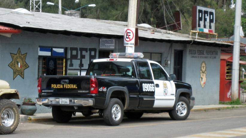 Policja w Meksyku - zdjęcie ilustracyjne