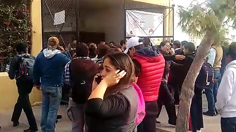 Strzelanina w Torreón w Meksyku