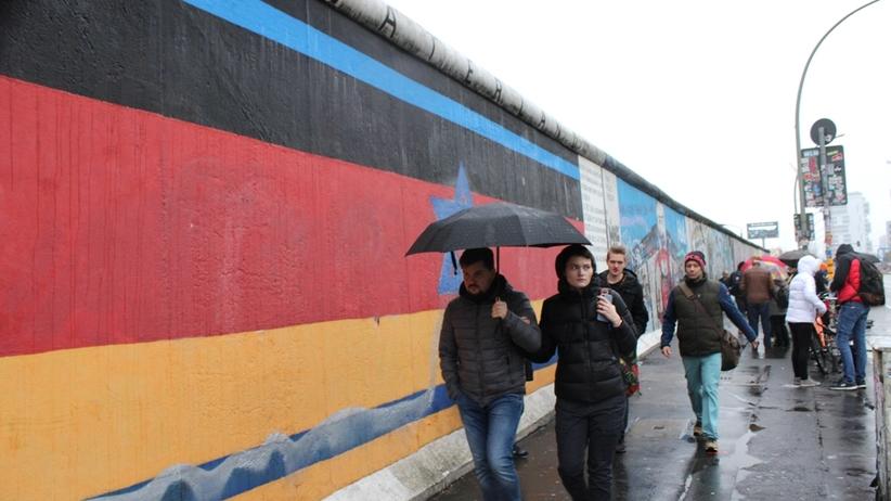 Mur berliński. Obchody w Berlinie z udziałem Angeli Merkel i Andrzeja Dudy