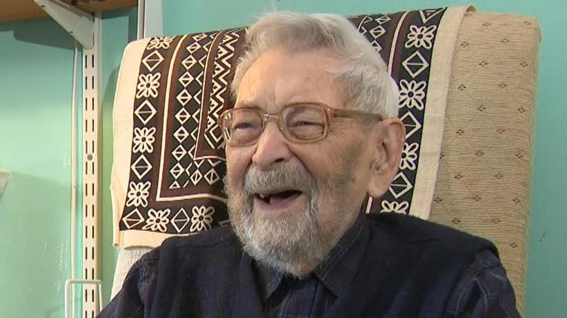 111-latek z Wielkiej Brytanii najstarszym mężczyzną na świecie