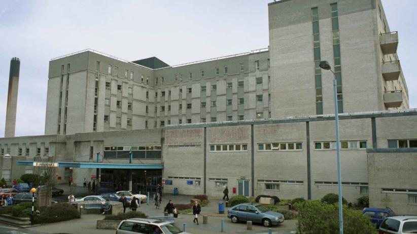 Szpital w Plymouth