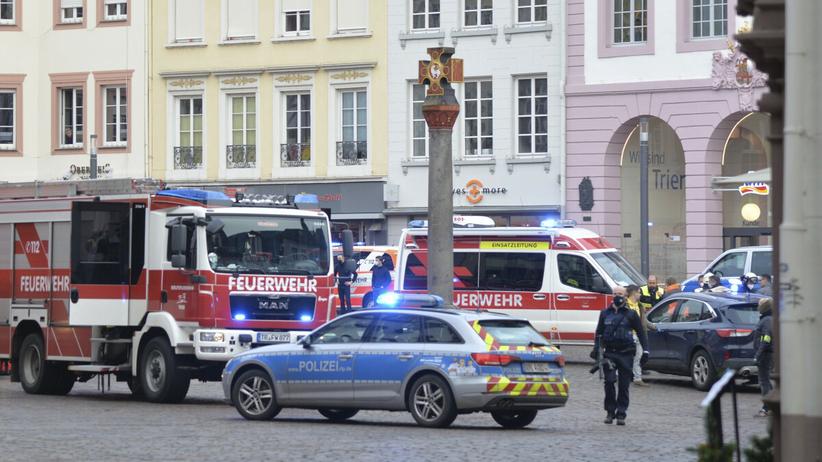 Niemcy. Samochód wjechał w ludzi w Trewirze. Co najmniej dwie osoby nie żyją