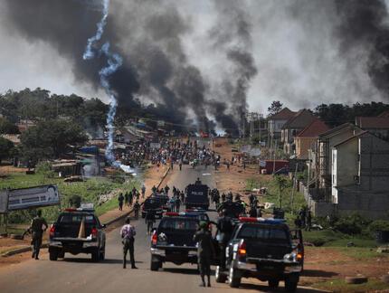 Nigeria: Policja otworzyła ogień do demonstrantów